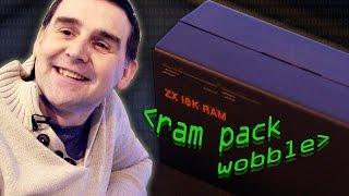 Wobbly RAM & ZX81 Drawbacks - Computerphile