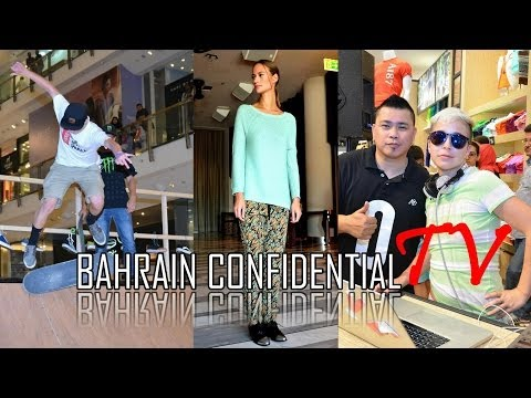 Bahrain Confidential TV: Fashion Show, Skate & BMX, Porsche 911 Targa, World Cup, Mob Dancers & More