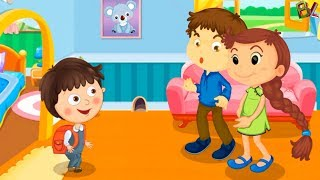 БЕЗОПАСНОСТЬ ДЕТЕЙ Учим Детей Вежливости И Личной Гигиене Обучающее Видео Для Детей