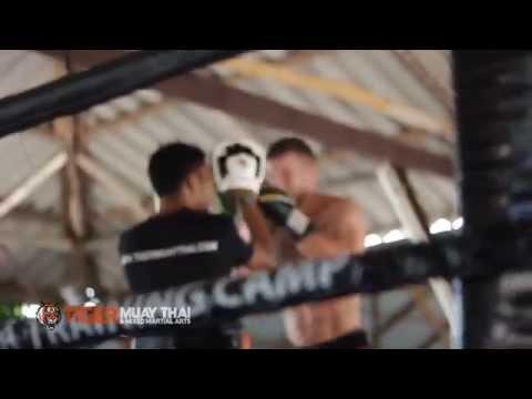 MMA M-1 Global Champion Stephan Puetz