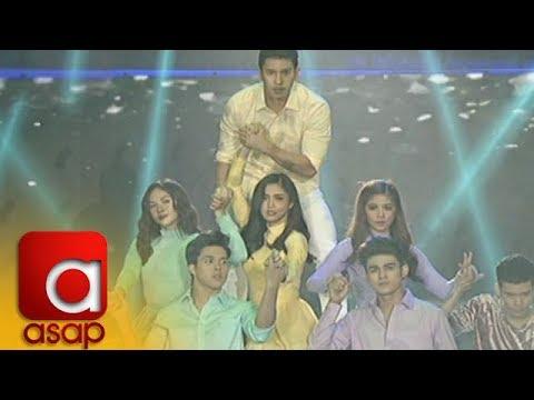 ASAP: Kapamilya dance idols in a dance interpretation of 'Hawak Kamay'