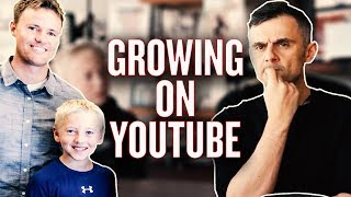 HOW TO BE SUCCESSFUL ON YOUTUBE & GROW YOUR BUSINESS | #ASKGARYVEE WITH WHAT'S INSIDE