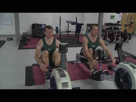 3 legs,2 men, 1 huge endeavour preparing to row the Atlantic ocean 2017