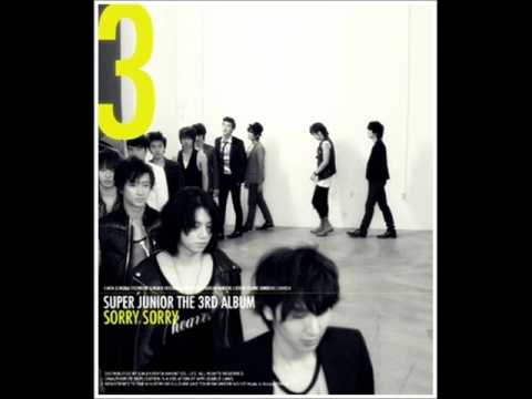 Super Junior  sorry sorry full song download lyrics