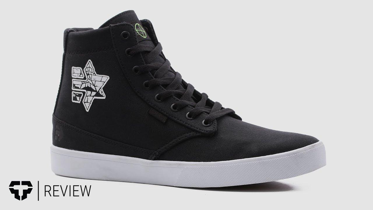 Etnies Jameson HT X Pyramid Country Skate Shoes Mens