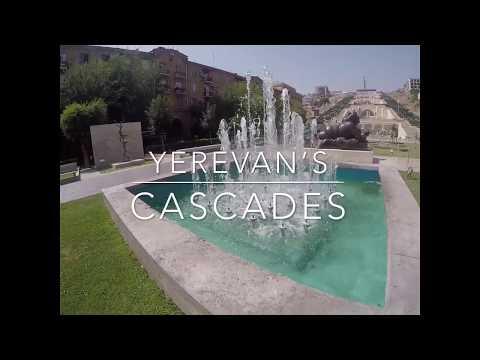 Yerevan Armenia…… Cascade