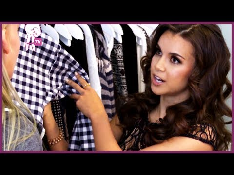MissGlamorazzi Makes Over Sarah's Closet! - Make Me Over 2.0 Ep 34 - 동영상