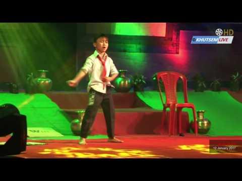 Ho Nongdamba - Acro Dance By Changkhonba Hijam