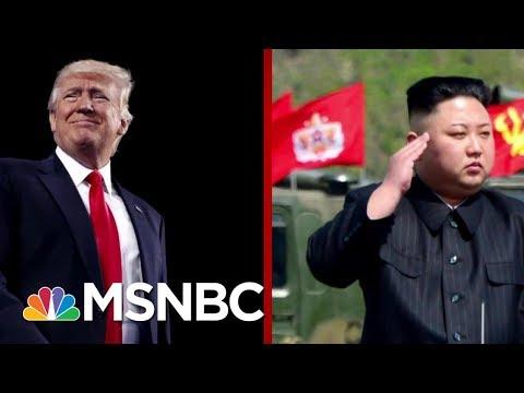Is A 'Madman Theory' At Play Regarding North Korea?   Morning Joe   MSNBC