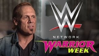 """Sting on the legacy of Ultimate Warrior - """"Warrior Week"""" on WWE Network"""