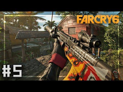 🎮 FARCRY 6 #5 - ตำนานหมู่บ้านลึกลับกลางหุบเขา!!