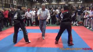 Kelsey Friedlander vs Verona Solimon at Quebec Open 2013