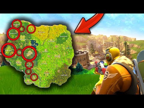 NEW MAP IS OUT + TOP FORTNITE PLAYER! (Fortnite Battle Royale)