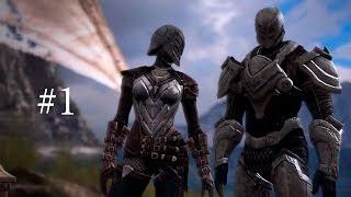 Прохождение Infinity Blade 3 #1-  Рейдриар