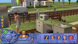 Sims 2- SariaFan93's Gameplay (Ep. 1/No Commentary)