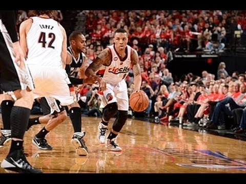 Damian Lillard Keeps Portland's Playoff Hopes Alive in Game 4