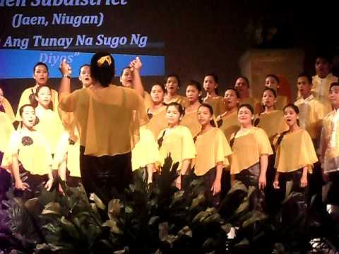 Nueva Ecija South 81st Anniversary - Jaen