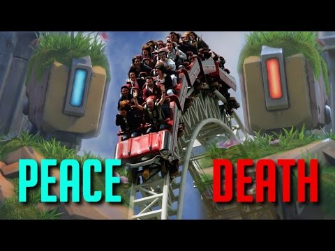 Overwatch - Bastion's Rollercoaster of Emotions