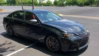 omGSF // 2018 Lexus GS F Overview