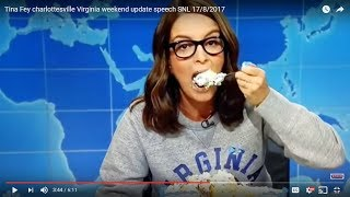 SNL Weekend Update: Summer Edition 8/17/2017 (this just premiered on NBC & here is my review))