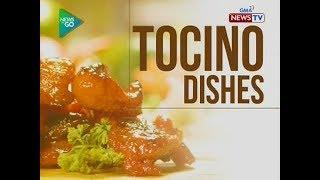 NTG: Pabaong Balita: Tocino dishes