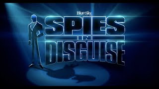Spies In Disguise | (Battle Royale - Apashe / Removed Pigeon Scene)