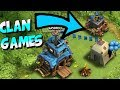 "CLAN GAMES IS HERE!!! "" Clash Of Clans "" NEW GAME MODE!!"