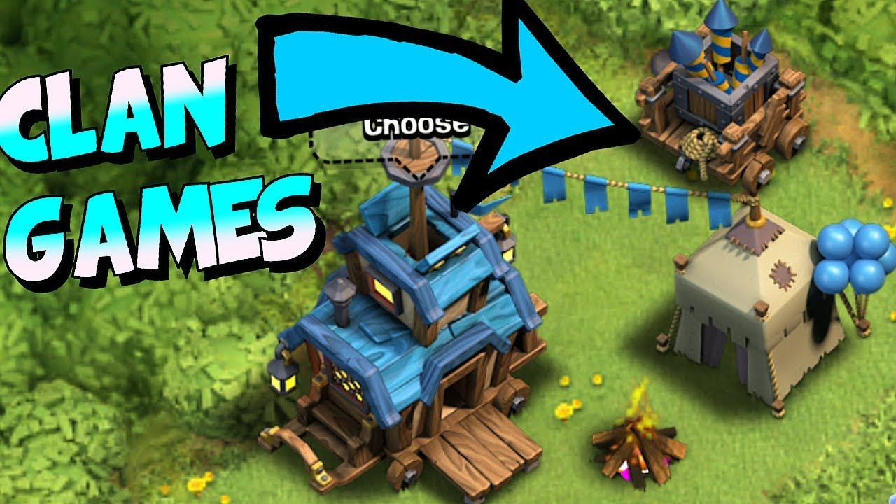 clash of clans game video please