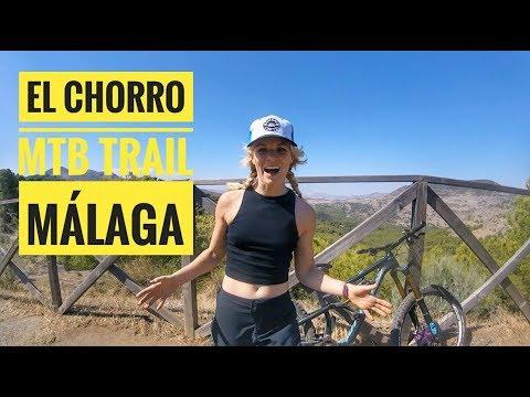 A Mountain Bike Adventure: El Chorro: Andalucia