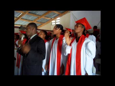 "Feed my Sheep Gospel Choir ""ou menm kap kriye"""