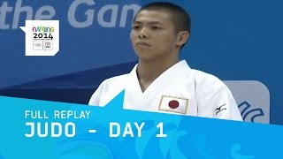 Judo - Opening Day Medals | Full Replay | Nanjing 2014 Youth Olympic Games