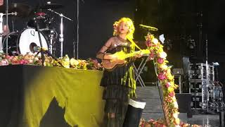 GRACE VANDERWAAL I DONT KNOW MY NAME LIVE 6/6/2018 EVOLVE TOUR XFINITY CENTER MANSFIELD MA FRONT ROW