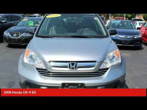 2008 Honda CR-V Schlossmann Honda City Inventory 92147A