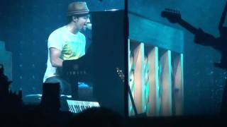 HD - Jason Mraz - Song for a Dancer (Ottawa, Oct 5, 2010)