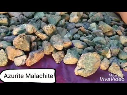 Explains About Azurite Malachite crystal, Gitu Mirpuri 8208740750.