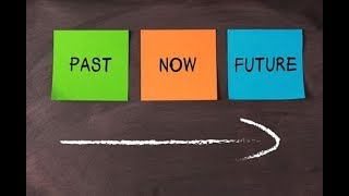 Урок 25 - Present Continuous and Simple Tenses for the future