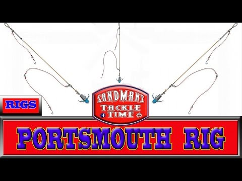 Sandmans Tackle Time  PORTSMOUTH RIG SEA FISHING