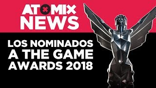 Los nominados a The Game Awards 2018 – #AtomixNews [13/11/18]