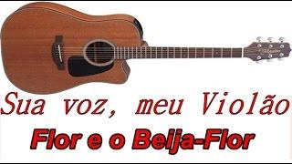 Baixar Sua voz, meu Violão. Flor e o Beija-Flor - Henrique e Juliano. (Karaokê Violão)