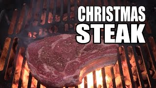 Merry Christmas Steak video by the BBQ Pit Boys