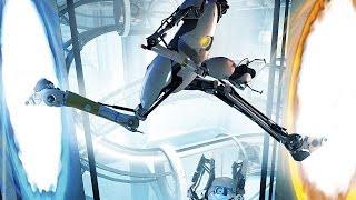 Portal 2 Gameplay xbox 360 FR