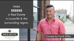 How to make money real estate investing in Louisville and the region?