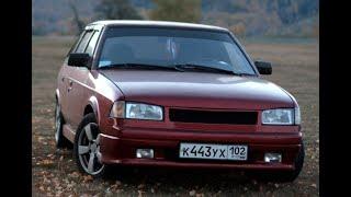 "Need For Speed Underground-Added Car-Москвич-2141 ""Святогор""-Tuning and Driving #3"