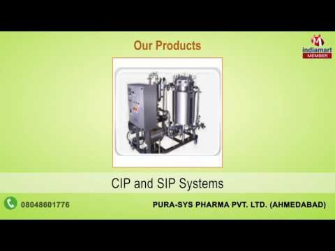 Water Purification System By Pura-Sys Pharma Private Limited, Ahmedabad