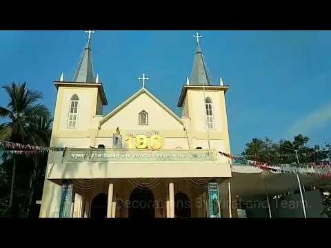 St.Francis Xavier Church.Giriz.