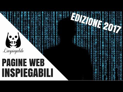Le 5 pagine web più assurde e misteriose di Internet – edizione 2017