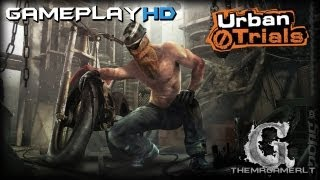 Urban Trial Freestyle Gameplay PC HD