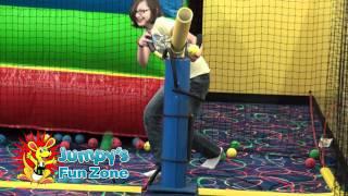 Jumpy's Fun Zone - Foam Ball Blasters