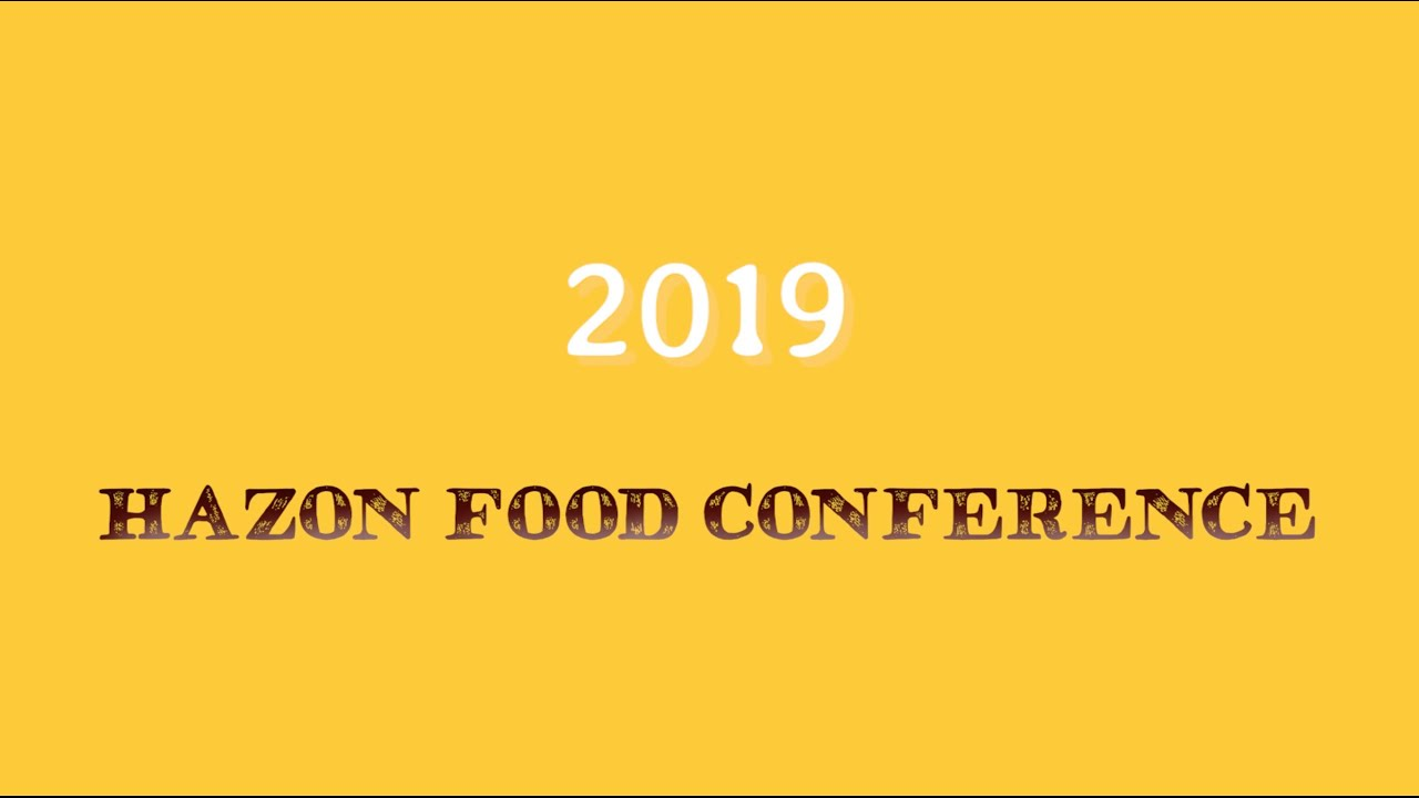 Hazon Jewish Food Conference