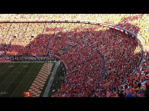 Neyland Stadium Rocky Top